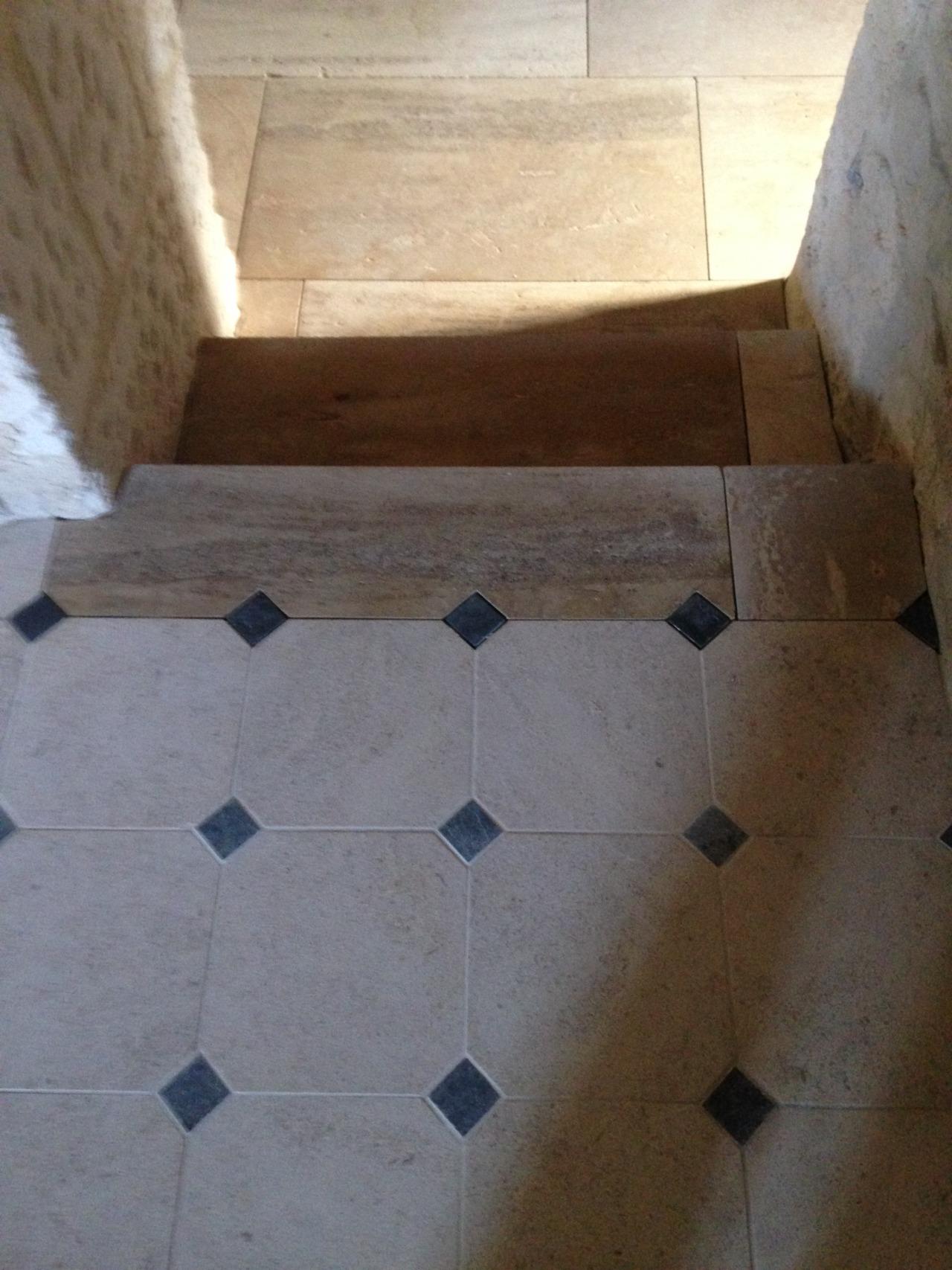 Esaclier pierre, château dans l'Yonne